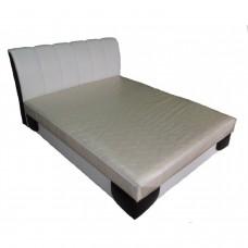 Тапицирано легло ANDOLI ГЕРИ с повдигащ механизъм на матрака и ракла