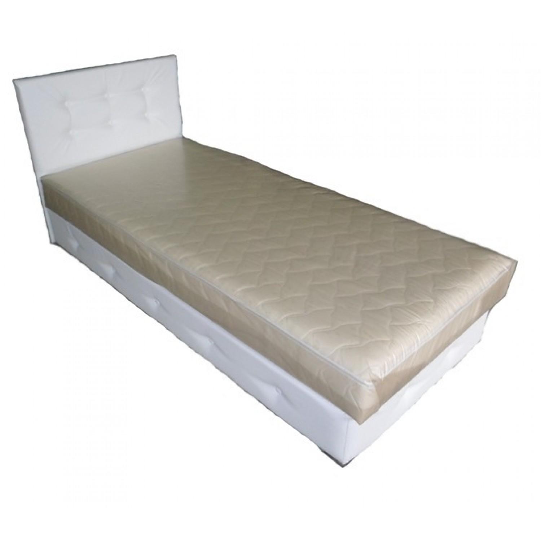 Тапицирано легло ANDOLI ЛИЛИ с повдигащ механизъм на матрака и ракла