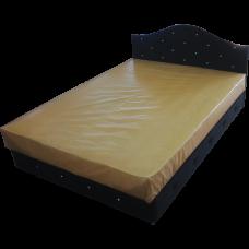 Тапицирано легло ANDOLI СВАРИ с повдигащ механизъм на матрака и ракла