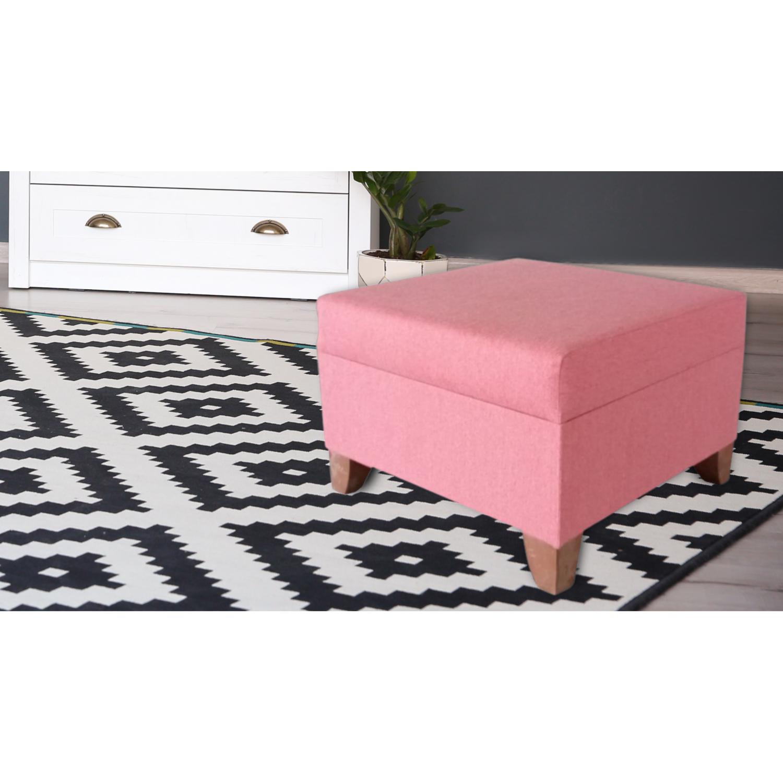 Табуретка – ракла Andoli Atos pink