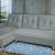 Разтегателен ъглов диван ANDOLI Vegas, Gray дамаска, с 2 ракли и 3 броя големи възглавници