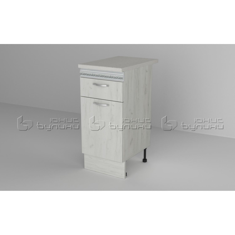 Долен шкаф с чекмедже Тоскана Д 4